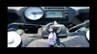 st kanuni gt 250r 2011 (efi  yeni siyah) 169 km/h test sürüşü