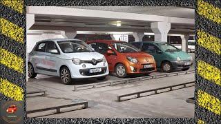 Renault Twingo - Всё лучше и интереснее