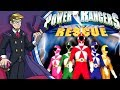Classy Reviews: Power Rangers Lightspeed Rescue - PS1