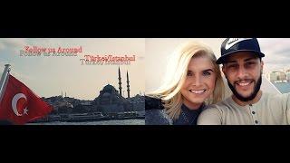 Türkei/Istanbul Urlaub - Follow us around   Karrysbeautychannel♥