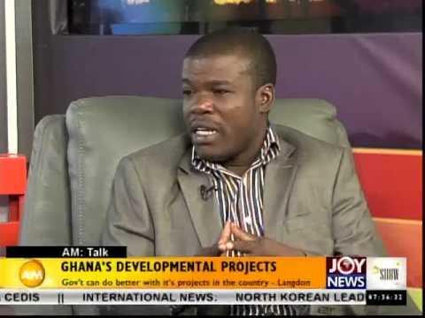 Ghana's Development Projects - AM Talk (14-10- 14)