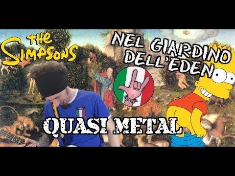 I Simpson Nel Giardino Dell Eden In The Garden Of Eden In A Gadda Da Vida Ita Mp3 Download