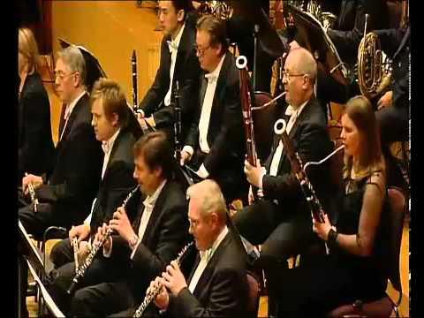 Symphony No. 1 in F minor (Opus 10) by Dmitri Shostakovich