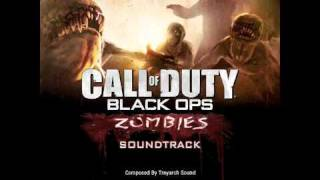 Call of Duty Black Ops Zombies Soundtrack Damned