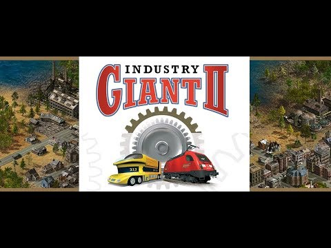 Industry Giant 2 - Game Trailer
