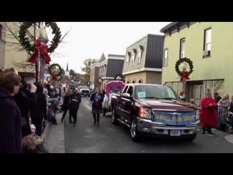 Christmas Parade 2016 - Front Royal, VA