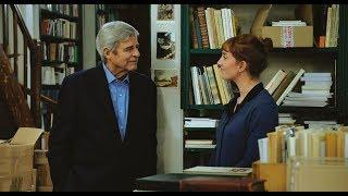 パリの古書店を舞台に、年齢差のある男女が書物を通じて交流を深めるラ...