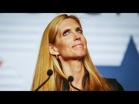 Heartbroken Ann Coulter Lashes Out at Donald Trump