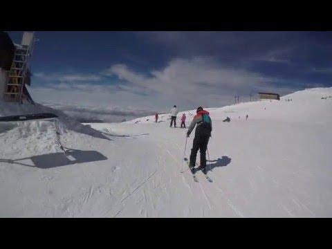 sierra nevada 2016    descenso telesillas stadium a borreguiles