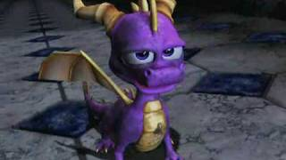 The Legend of Spyro: A New Beginning commercial