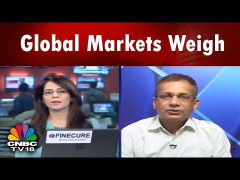 Market Corrects | Global Markets Weigh | Trading Hour | CNBC TV18