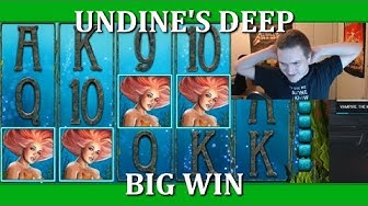 BIG WIN ON UNDINE'S DEEP!