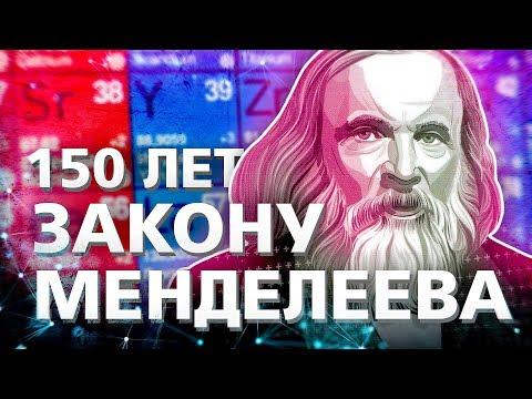150 лет Периодическому закону Д И  Менделеева. Химия –Просто