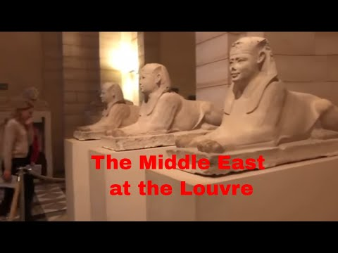 Virtual Tour of the Louvre with Euro Maestro - Visit Ancient Egypt