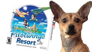 Games 101 - Review (Pilotwings Resort) 3DS