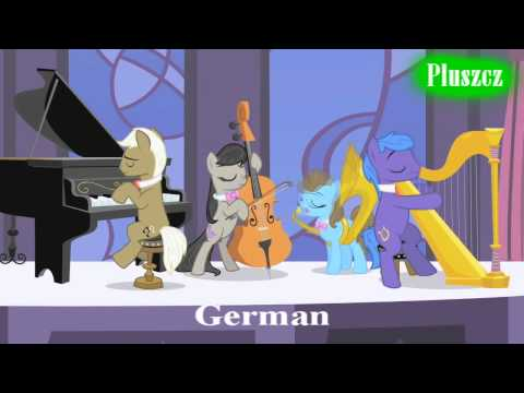 MLP FiM - Pony Pokey - Multi Language
