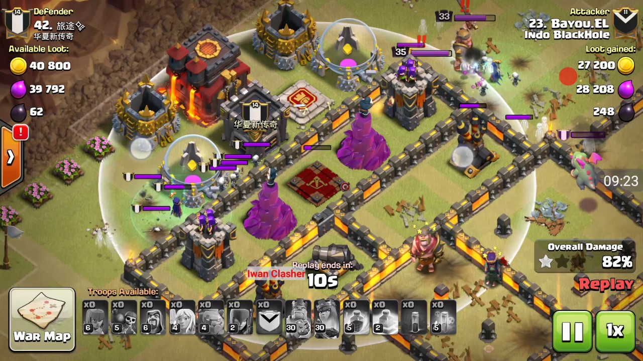 Base War Th 9 Rapat 11