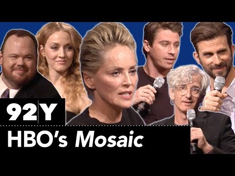 HBO's Mosaic: Conversation with the Cast & Writer