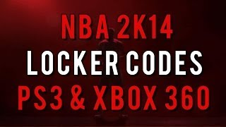 NBA 2K14 - Locker Codes: Random Unlockable (PS3/Xbox 360)