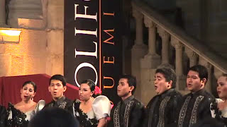 Philippine Madrigal Singers--We beheld once again the stars