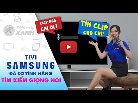 Dòng Smart Tivi Samsung 4K RU7400 (43 Inch, 50 Inch, 55 Inch, 65 Inch)