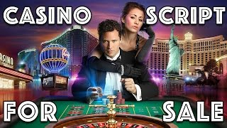 How to Buy Online Casino Games. Full Script. Install and Use.(, 2016-08-18T13:30:08.000Z)