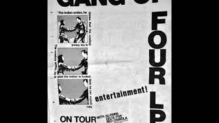Gang Of Four-Contract (Live 11-14-1979)