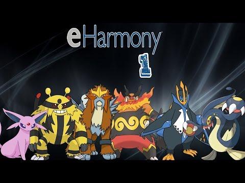 E Harmony | The E Team : Pokemon Showdown Live w/ Robin Banks Battles and Bars