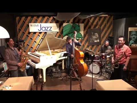 Jam Session at 'le club jazz' (Kyoto), 12-17-2017