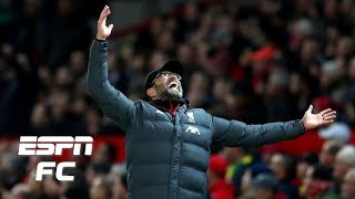 Liverpool made Manchester United look half decent - Craig Burley | Premier League