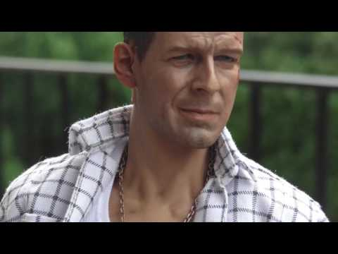 1/6 John McClane Custom Die Hard With a Vengeance Hot Toys