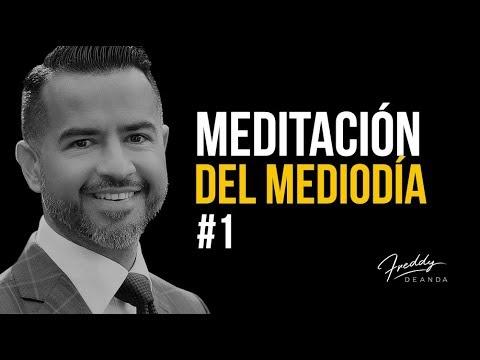 Dejando tus preocupaciones en las manos de Dios - Freddy DeAnda