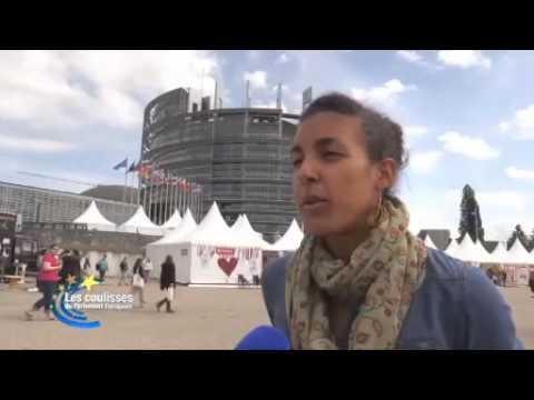 LES COULISSES DU PARLEMENT EUROPÉEN - épisode 1