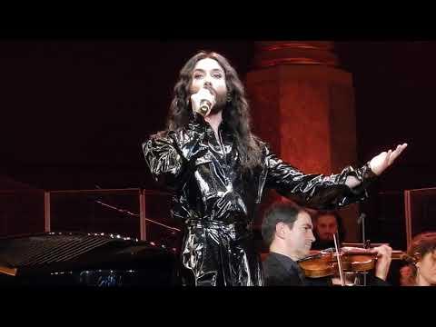 For Your Eyes Only - Conchita, James Bond Gala - Konzerthaus Vienna #ConchitaLIVE