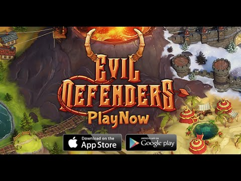 Evil Defenders Darkwood Difficulty Inferno3 stars