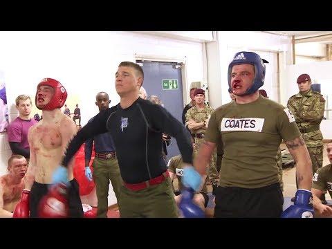 P - Company Test Week Parachute Regiment