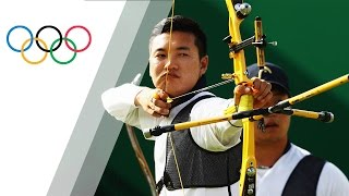 Ku adds to gold medal haul in Men's Individual Archery