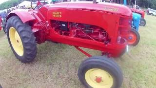 Massey Harris 101 junior vintage tractor