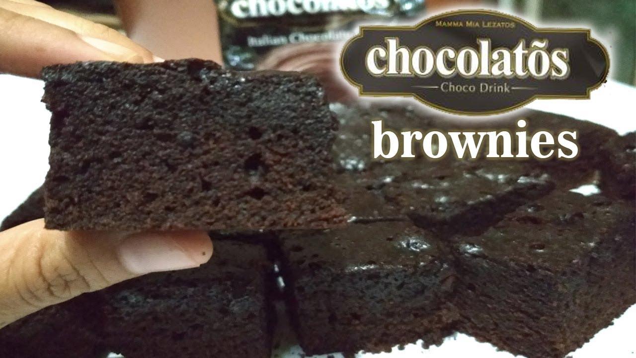 Resep Cara Membuat Brownies Chocolatos Mudah Dengan Rice Cooker Youtube
