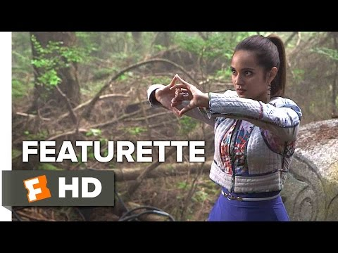 The Magicians Featurette  MakingMagic Spellcasting 2017  Stella Maeve Drama