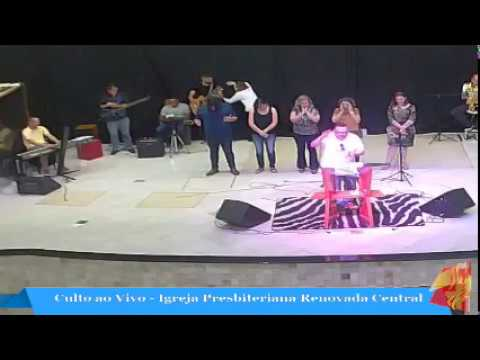 Culto 21-03-2018 - Equipe Global Awakening e Pr Paulo