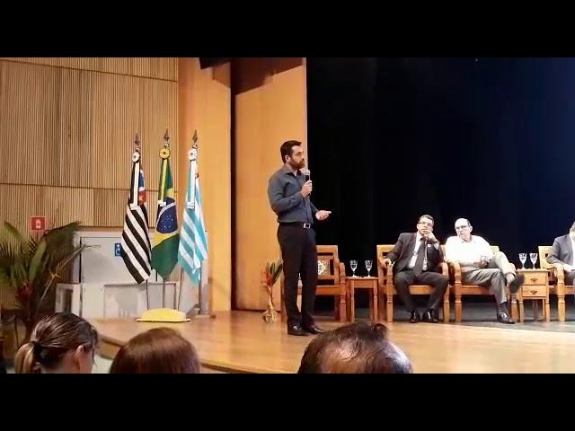 José Augusto Guarnieri Pereira, diretor executivo da CODIVAP, no Conexidades