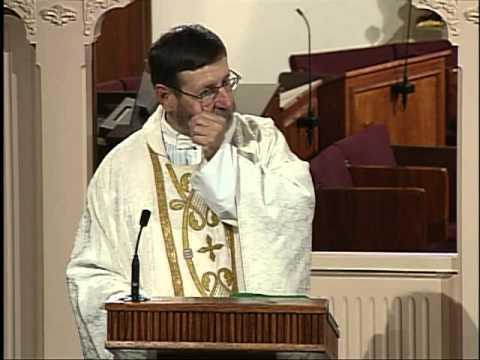 Homily 2011-11-03 - Fr Mitch Pacwa SJ - Saint Martin de Porres