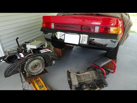 914 Porsche cyl. head, clutch and trans repair. Part 1- Check out what I found!