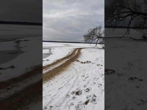Winter cycling _ Катание на вело зимой