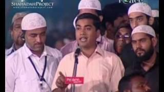 HQ: Urdu Peace Conference 2010 - Dr. Zakir Naik Islam ke Mutaliq Ghalat Fehmiyan [Part 11/16]