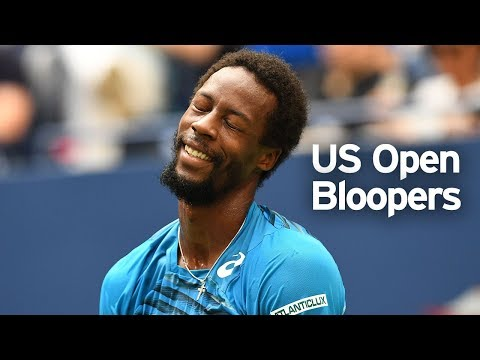 Best Bloopers and Funny Moments from the US Open