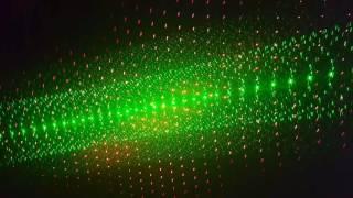 Лазерная цветомузыка GST-118