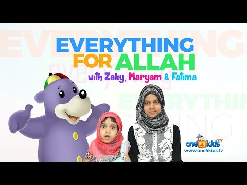 Everything Song with Zaky, Maryam & Fatima