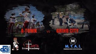 Atlanta Drum Academy Drumline Battle at DCI Please Support